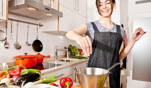 Így spóroljon kalóriát főzés közben