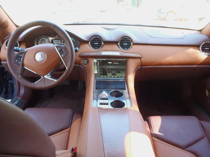 Simple, classy interior