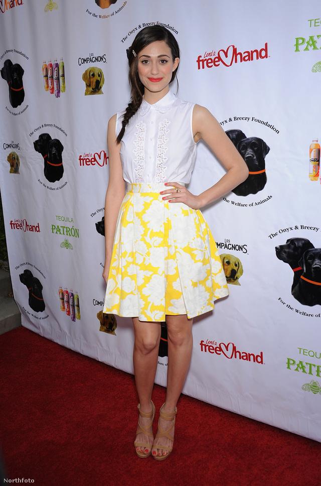 Emmy Rossum - 2013. április, Los Angeles