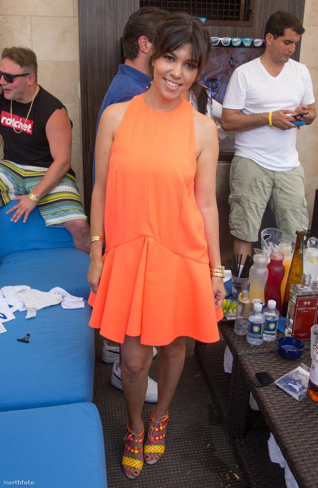 Kourtney Kardashian - 2013. július, Las Vegas