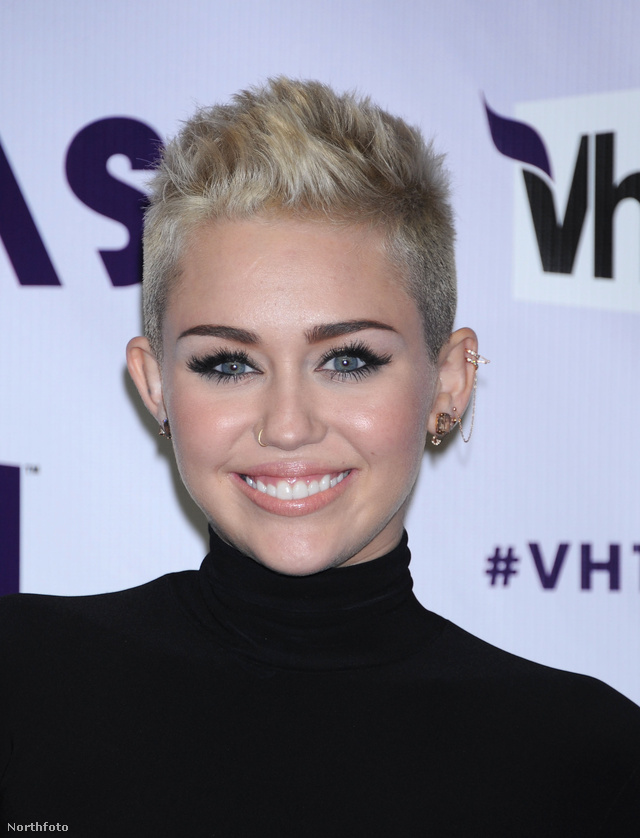 Miley Cyrus most