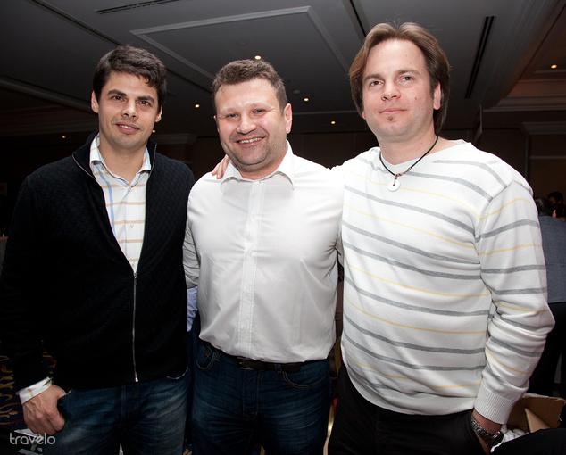Laposa Bence, Váli Péter és Istvándy Gergő