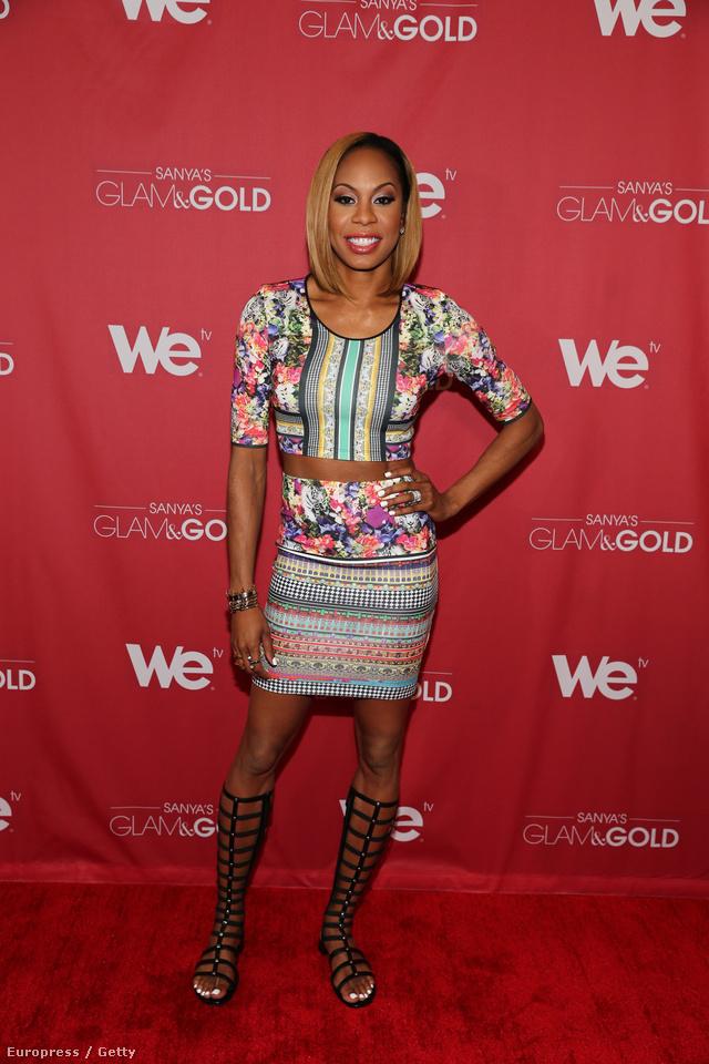Sanya Richards-Ross olimpiai bajnok jamaicai származású amerikai atléta és tévés személyiség igencsak melléfogott, amikor a WE tv New York-i vetítésére ment. A Sanya's Glam & Gold című sorozatnak ő a főszereplője.