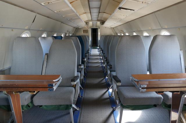 Tu–134 (HA-LBE)