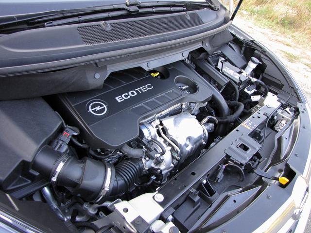 A motor, amit Szentgotthárdon gyártottak