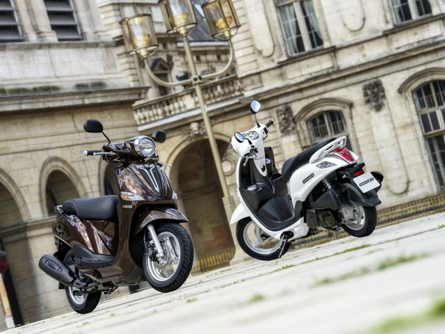 Front-and-rear-of-the-Yamaha-Delight-scooter-1024x768
