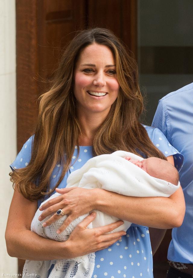 Kate Middleton a legbefolyásosabb brit szépségikon