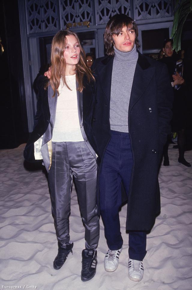 Mario Sorrenti és Kate Moss pályájuk elején futottak egymásba, a Calvin Klein Obsessiom parfüm kampányának fotózásán 1993-ban.
