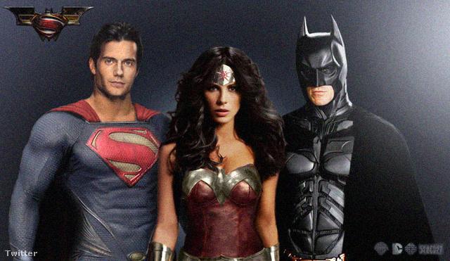 Rajongói kamukép a készülő Superman Vs. Batmanhez