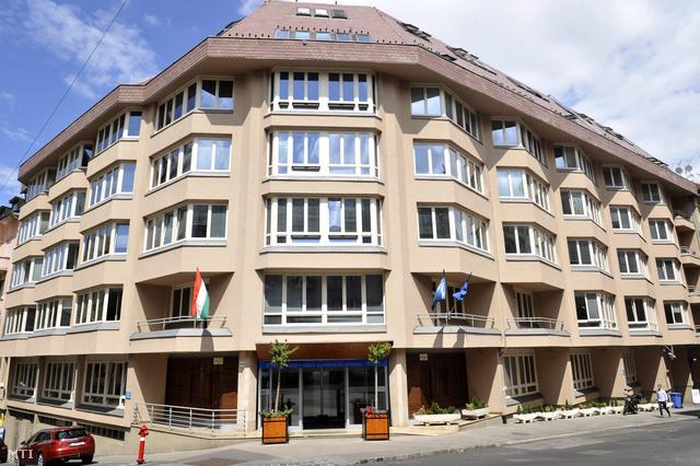 Az NMHH budapesti székháza