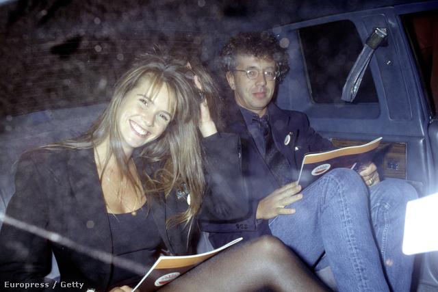 Elle Macpherson és Gilles Bensimon, azaz a fotós és múzsájának válását 1989-ben mondták ki.
