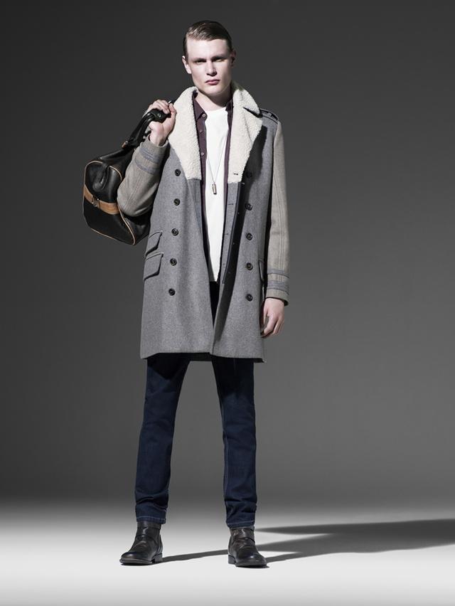 Gyapjúval bélelt kabát: ebben biztos nem fázunk majd!