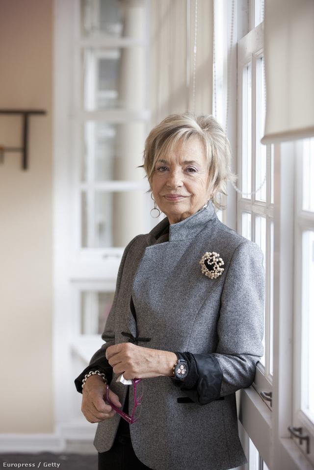 Rosalia Mera, az Inditex társalapítója. 69 évesen hunyt el.