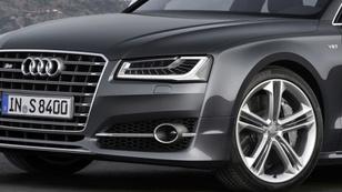 Megjött az új Audi A8-as