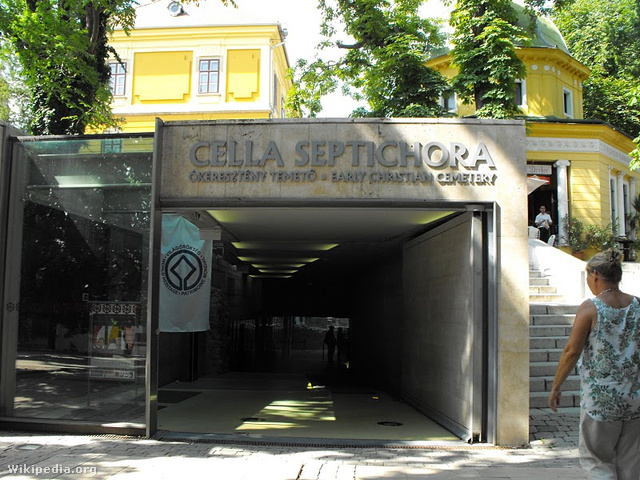 Cella Septichora Pecs