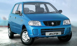 This is the type of Alto Maruti Udyog produced after the 800