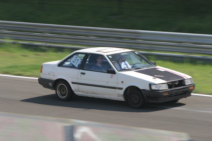 """Hardcore drifters would call it a """"Missile"""", but everyone knows the car by it's nickname: The Shitgun"""