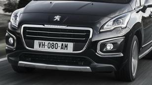 Volkswagenesít a Peugeot