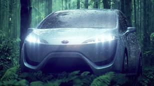 Egy Toyota, amely hidrogénnel megy