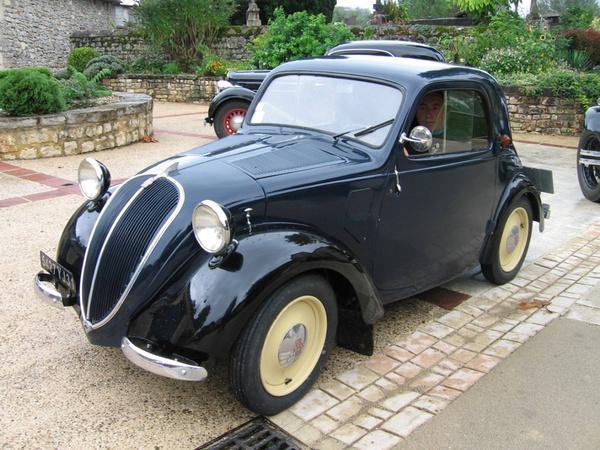 Amikor még tisztán Fiat volt: Simca 5