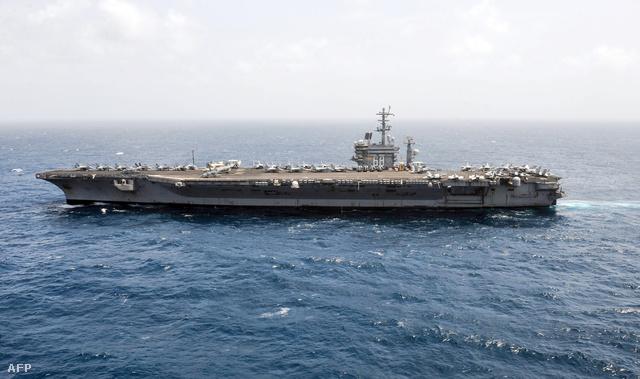 USS Nimitz repülőgép-hordozó