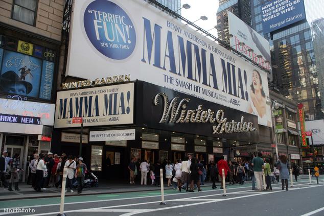 Egy Broadway-musicallel nem lőhetünk mellé