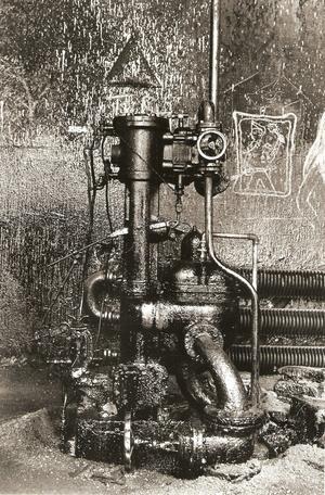 Féner Tamás: Gázgyár