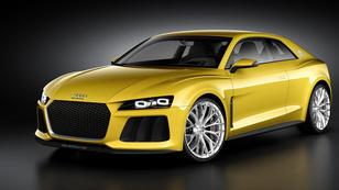 Új Audi Quattro, már 700 lóerővel