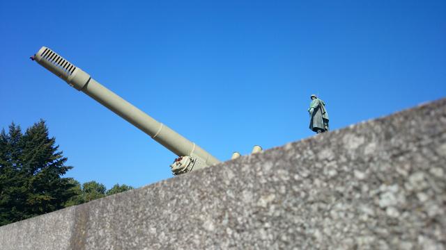 Berlini emlékmű az Xperia Z1 kamerájával rögzítve