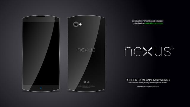 Netes pletykák alapján így nézhet majd ki a Nexus 5