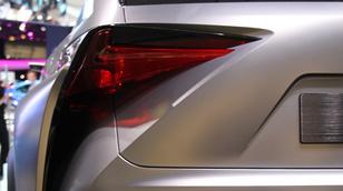 Vérfagyasztó Lexus, izgalmas Toyota!