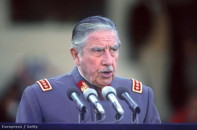 Pinochet Chilében, 1988.