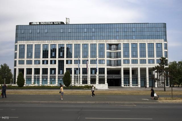 Az INA horvátországi székháza