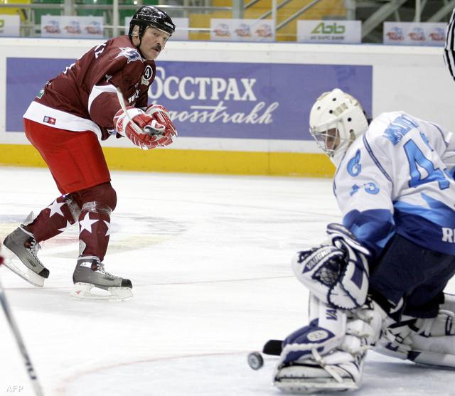 Lukasenko a jégen