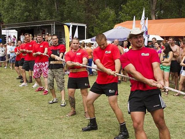 Maroshegyi Kötélhúzó Sport Egyesület(edzőpálya)