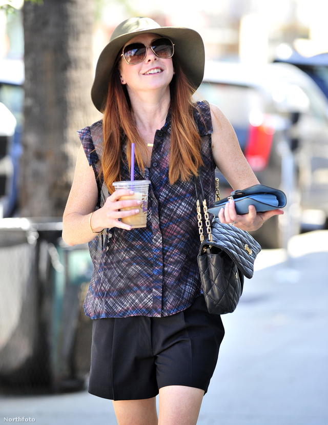 Alyson Hannigan - 2013. szeptember 13., Los Angeles