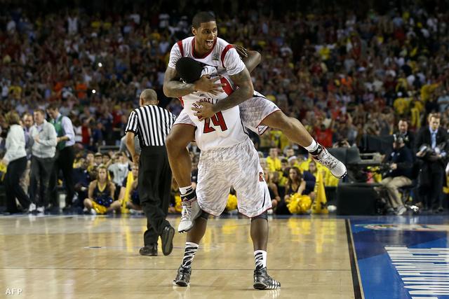A Louisville Cardinals egyetemi kosarasai