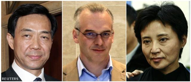 Po Hszi-laj, Neil Heywood és Po Ku Kaj Laj