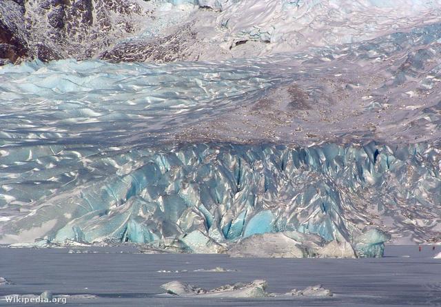 A Mendenhall-gleccser