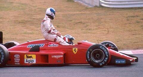 Warwick és Berger 1988-ban