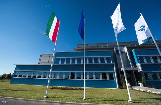 Az Egis Gyógyszergyár Nyrt. analitikai fejlesztési laboratóriuma Budapesten