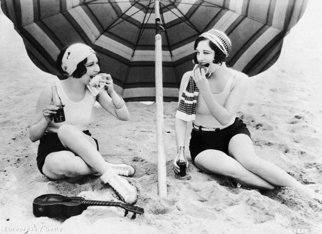 Joan Crawford csak a film kedvéért volt hajlandó beleharapni egy hamburgerbe.
