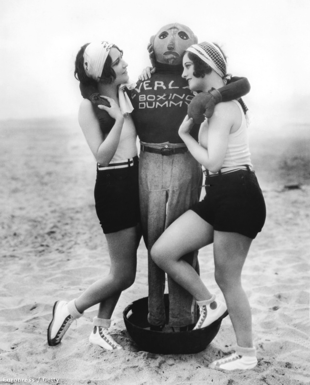 Már a húszas években is koplaltak a színésznők