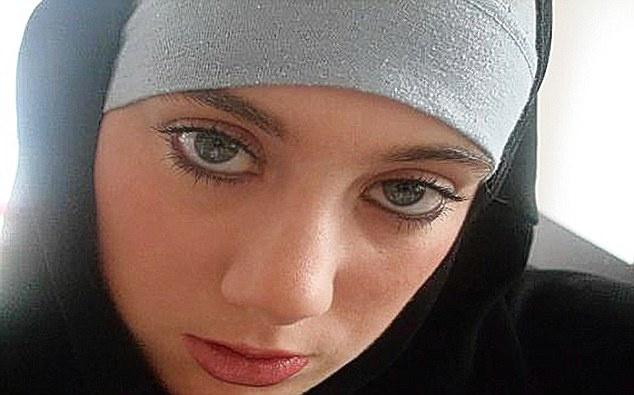 Egy 2012-ben kiadott körözési fotó Samantha Lewthwaite-ről.