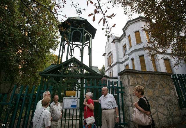 Örmény Katolikus Fogolykiváltó Boldogasszony és Világosító Szent Gergely templom