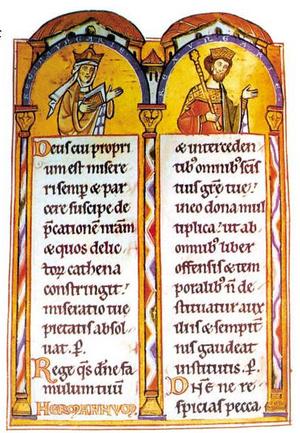 II. András és Gertrúd