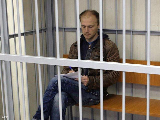 Gyenyisz Szinyakov fotóriporter