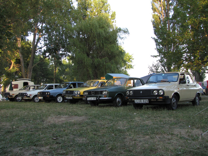 To drive a Dacia as a hobby car in Hungary  is like to cherish a Yugo in California