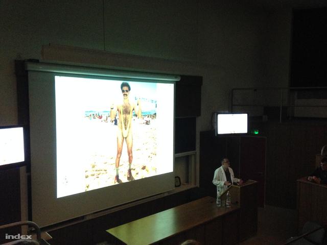 Dr. Magyari Lóránt előadása