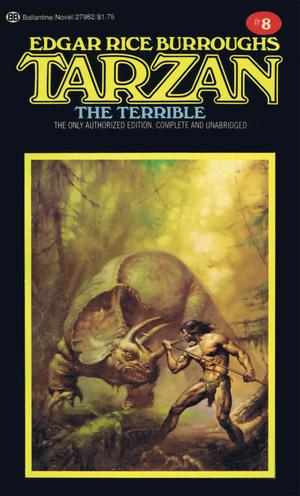 boris vallejo 8-tarzan the terrible-cover